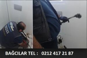 Bağcılar tıkalı tuvalet açma